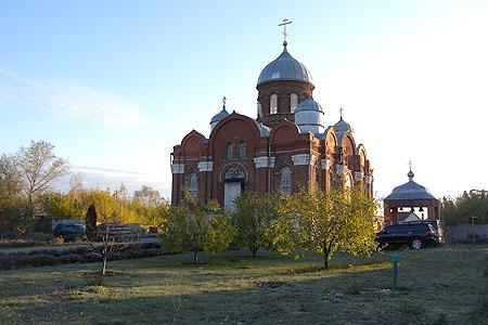 Монастырь святой Марии Магдалины с. Никольское